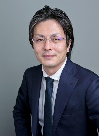 池田一暁 代表プロフィール写真